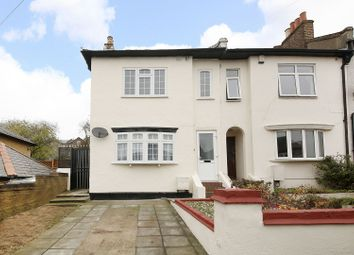 Thumbnail 3 bed end terrace house for sale in Winterbourne Road, Catford