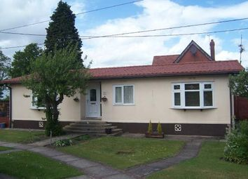 Thumbnail 3 bed bungalow for sale in Boars Leigh Park, Bosley, Macclesfield, Cheshire