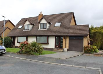 Thumbnail 3 bed semi-detached house to rent in Grangewood Crescent, Dundonald, Belfast