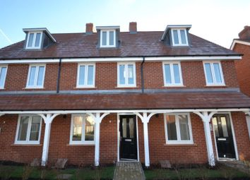 Thumbnail 3 bed town house to rent in Hawksley Crescent, Hailsham
