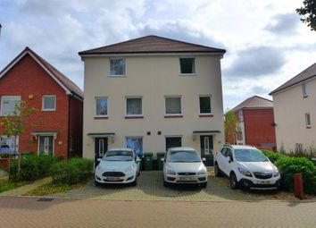 Thumbnail 4 bedroom town house for sale in Wilroy Gardens, Maybush, Southampton