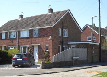Thumbnail 3 bed semi-detached house to rent in Oliver Whitby Road, Chichester