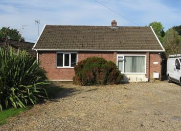 Thumbnail 3 bed bungalow for sale in Ellingham Road, Attleborough, Norfolk