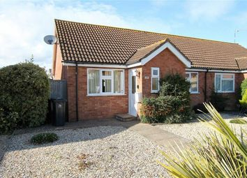 Thumbnail 2 bed semi-detached bungalow for sale in Saffron Drive, Highcliffe, Christchurch, Dorset