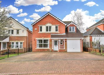 5 bed detached house for sale in Cae Garw Bach, St. Fagans, Cardiff CF5