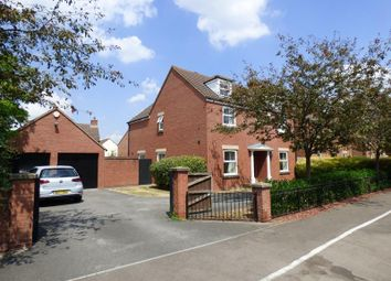 Thumbnail 4 bed detached house to rent in Kimberland Way, Abbeymead, Gloucester