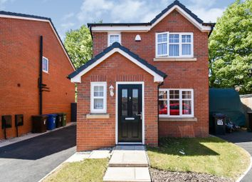 Thumbnail 3 bed detached house for sale in St. Nathaniels Close, Platt Bridge, Wigan