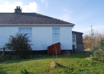 Thumbnail 2 bed semi-detached bungalow for sale in Lochmaddy, Isle Of North Uist, Western Isles