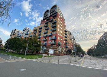 Thumbnail 2 bed flat for sale in John Harrison Way, North Greenwich
