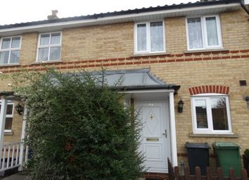 Thumbnail 2 bed terraced house to rent in Keeble Way, Braintree