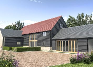 Thumbnail 5 bed barn conversion for sale in Station Road, Tempsford, Sandy, Bedfordshire