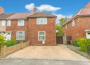 Thumbnail 2 bed end terrace house for sale in Wigmore Road, Carshalton