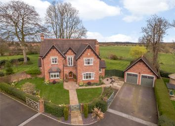 Thumbnail 5 bedroom detached house for sale in Prescott Meadows, Prescott, Baschurch, Shrewsbury