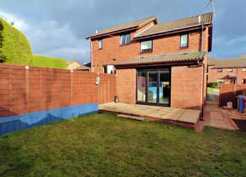 Thumbnail 2 bedroom semi-detached house for sale in Maclean Place, Stewartfield, East Kilbride