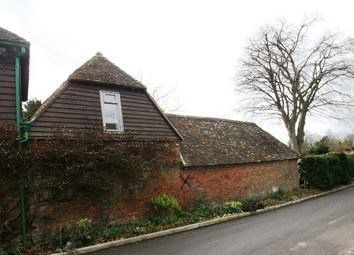 Thumbnail 2 bed barn conversion to rent in Westwell, Ashford