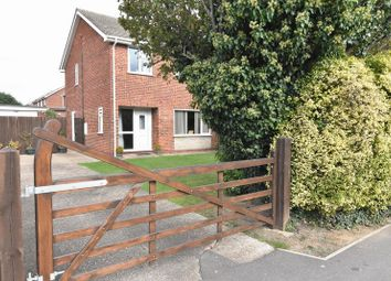 Thumbnail 3 bed property for sale in Keddington Road, Louth