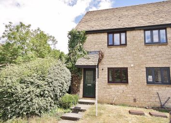 Thumbnail 2 bed semi-detached house for sale in Donnington Close, Deer Park, Witney