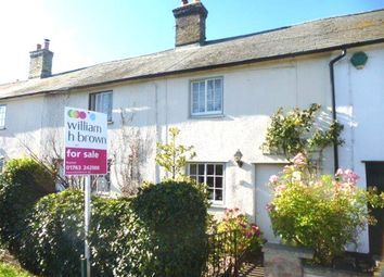 Thumbnail 2 bed property for sale in Royston Road, Litlington, Royston