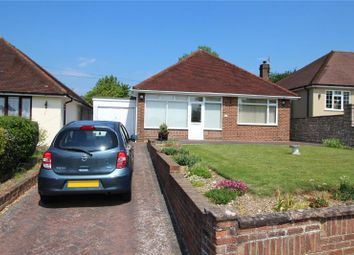 Thumbnail 2 bed detached bungalow for sale in Storrington Rise, Findon Valley, Worthing