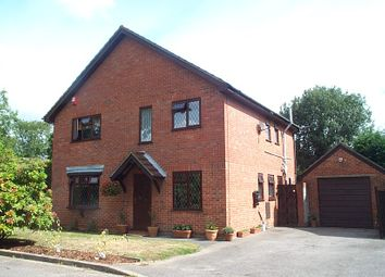 Thumbnail 4 bed detached house for sale in May Copse, Holbury