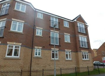 Thumbnail 2 bed flat to rent in Bellflower Close, Whitwood, Castleford