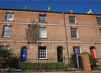 Thumbnail 4 bed terraced house for sale in Hope Terrace, Chard