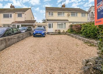 Thumbnail 3 bed semi-detached house for sale in Bodmin, Cornwall