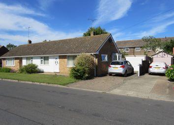 Pound Lane, Kingsnorth, Ashford TN23. 2 bed semi-detached bungalow