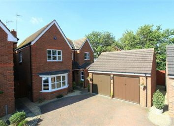 Thumbnail 4 bed detached house for sale in Rowe Close, Hillmorton, Rugby, Warwickshire