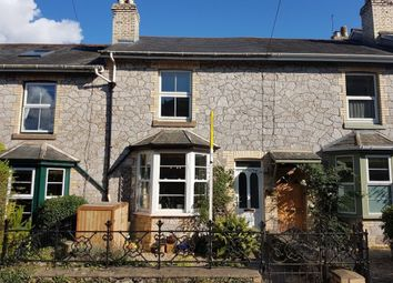 Thumbnail 3 bed terraced house for sale in Totnes Road, Abbotskerswell, Newton Abbot