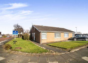 Thumbnail 2 bedroom bungalow for sale in Glenhurst Drive, Whickham, Newcastle Upon Tyne