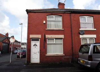 Thumbnail 2 bed end terrace house to rent in Cemetery Road, Preston