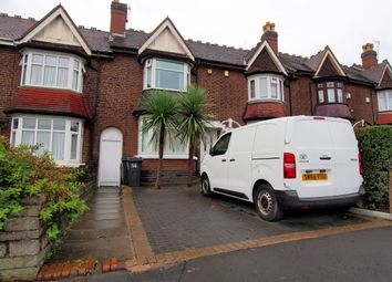 Thumbnail 3 bed terraced house for sale in Friary Road, Handsworth Wood, Birmingham