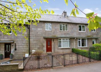 Thumbnail 3 bed terraced house for sale in Countesswells Road, Aberdeen, Aberdeenshire