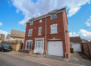 Thumbnail 4 bed detached house for sale in Nesbit Close, Wickford
