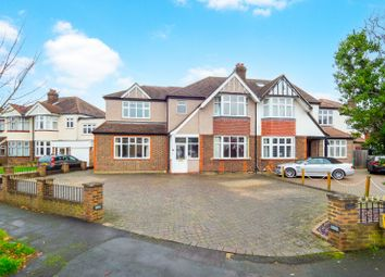 5 bed semi-detached house for sale in Ruskin Drive, Worcester Park KT4