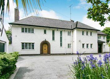 Thumbnail 5 bed detached house for sale in Noctorum Road, Prenton, Merseyside