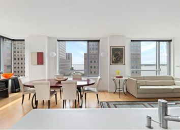 Thumbnail 2 bed property for sale in 2 River Terrace, New York, New York State, United States Of America