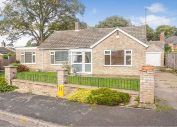 Thumbnail 3 bed detached bungalow for sale in Dene Road, Skellingthorpe, Lincoln