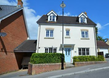 Thumbnail 5 bed link-detached house for sale in Yalbury Wood Way, Gillingham