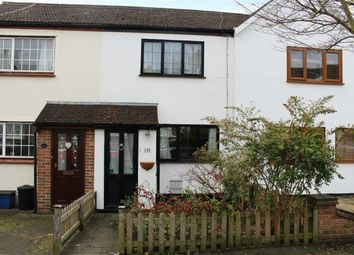 Thumbnail 2 bed terraced house for sale in Horn Lane, Woodford Green