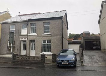 Thumbnail 2 bed semi-detached house for sale in Heol Y Bryn, Upper Tumble, Llanelli