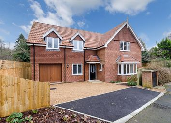 Thumbnail 4 bed detached house for sale in Mapleleaf Close, South Croydon, Surrey