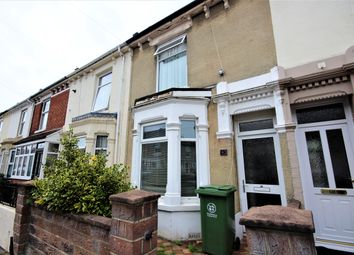 Thumbnail 2 bed terraced house for sale in Nelson Avenue, Portsmouth