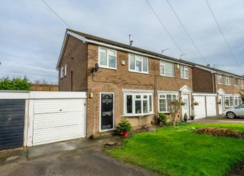 Thumbnail 3 bed semi-detached house for sale in Bowland Way, Rawcliffe, York