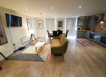 Thumbnail 6 bed flat to rent in Huntingdon Street, Nottingham