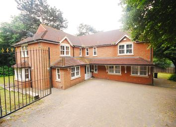 Thumbnail 5 bedroom detached house for sale in Arbour Lane, Old Springfield, Chelmsford