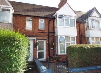 Thumbnail 3 bed terraced house for sale in Bedford Street, Crewe, Cheshire