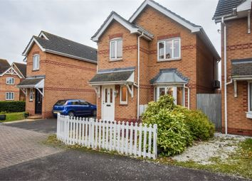 Thumbnail 3 bed detached house for sale in Tumulus Way, Colchester, Essex