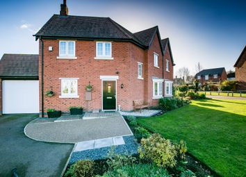 Thumbnail 3 bed semi-detached house for sale in Edward Phillipps Road, Loughborough